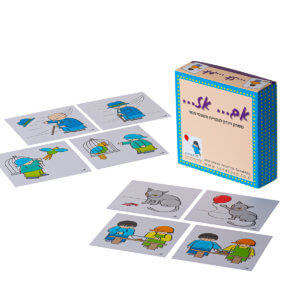 IF… THEN – A FUN, LANGUAGE-ENRICHING MEMORY GAME THAT LETS CHILDREN TAKE THEIR FIRST STEPS WITH CONDITIONAL SENTENCES